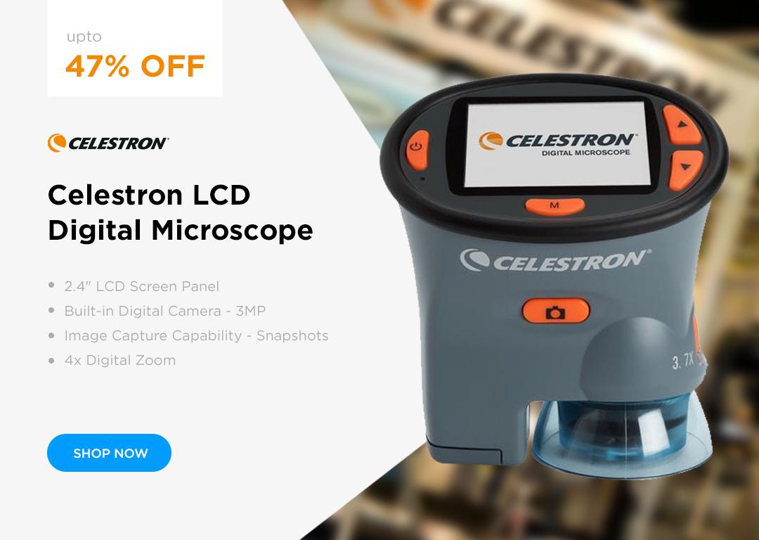 Celestron LCD Digital Microscope