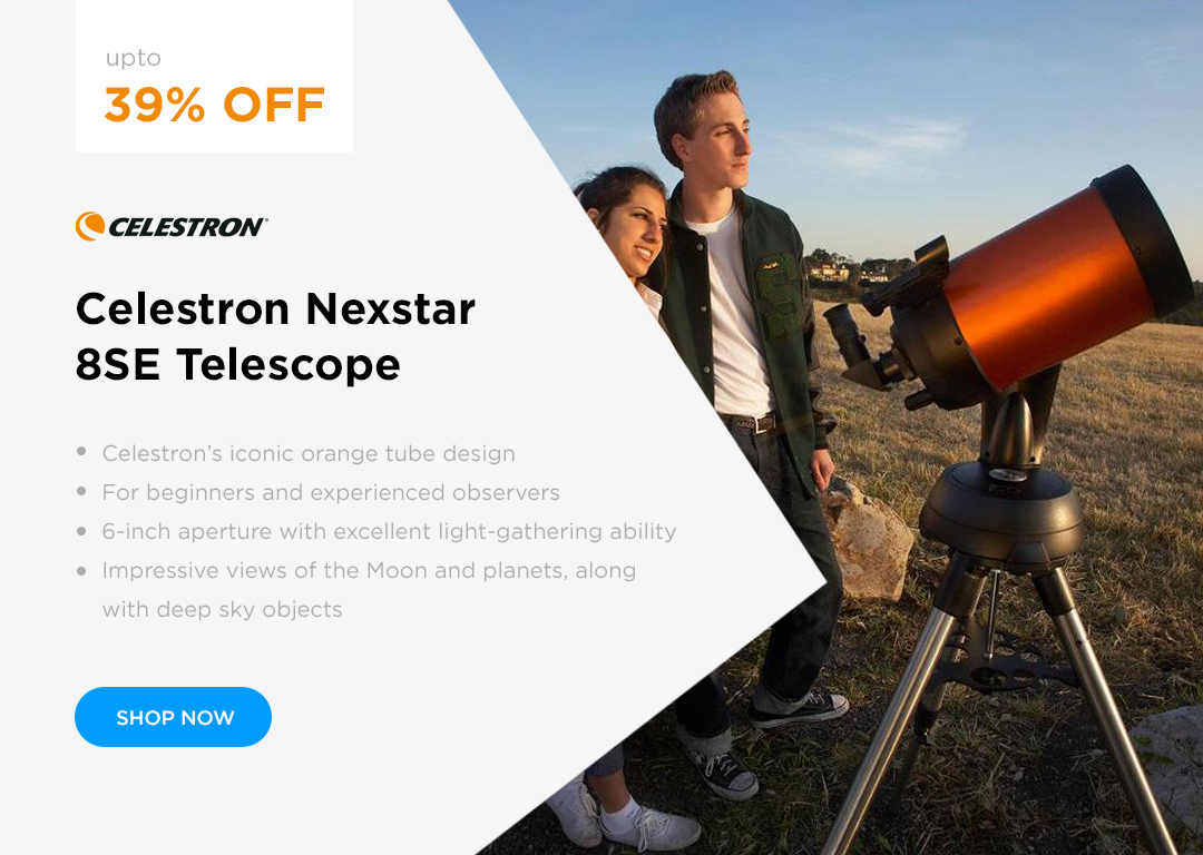 Celestron Nexstar 8SE Telescope